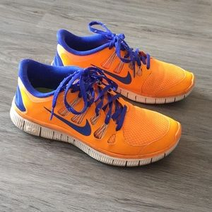 Nike Shoes Free 50 Size 75 Womens Used Sneakers Poshmark